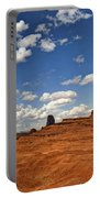 John Ford Point - Monument Valley  Portable Battery Charger