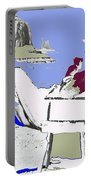 John Ford The Searchers Set Monument Valley Arizona 1955-2010 Portable Battery Charger