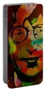 John Lennon Portable Battery Charger