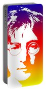 John Lennon The Legend Portable Battery Charger