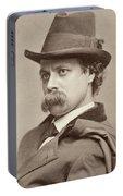 John Sidney Woollett (1845-1917) Portable Battery Charger