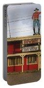 John Wayne Cowboy Museum Tombstone Arizona 2004 Portable Battery Charger