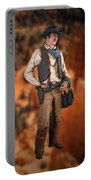 John Wayne The Cowboy Portable Battery Charger