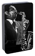 Johnny Hodges Portable Battery Charger