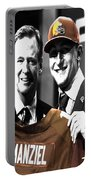 Johnny Manziel  Portable Battery Charger
