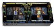 John''s Pub Portable Battery Charger