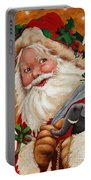 Jolly Santa Portable Battery Charger