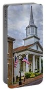 Jonesboro Methodist Church Portable Battery Charger