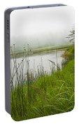 Jordan Pond In Acadia National Park Portable Battery Charger