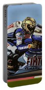 Jorge Lorenzo Portable Battery Charger