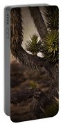 Joshua Tree In Mojave National Preserve Portable Battery Charger