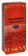Journey - Infinity Side 2 Portable Battery Charger