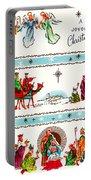 Joyous Christmas Portable Battery Charger