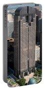 Jp Morgan Chase Tower Dallas Portable Battery Charger