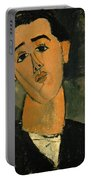 Juan Gris Portable Battery Charger