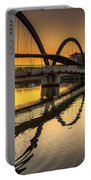 Jubia Bridge Naron Galicia Spain Portable Battery Charger