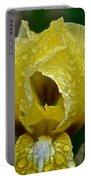 Juicy Lemon Petals Portable Battery Charger
