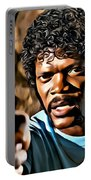 Jules Winnfield Portable Battery Charger