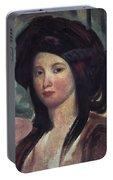 Juliette Drouet (1806-1883) Portable Battery Charger