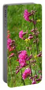 June Blooms Portable Battery Charger
