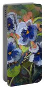 June In The Garden Portable Battery Charger