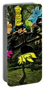 Jungle Dancers Portable Battery Charger