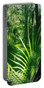 Jungle Fern Portable Battery Charger