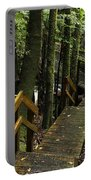 Jungle Walkway Portable Battery Charger