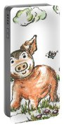 Junior Pig Portable Battery Charger