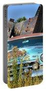 Junkyard Blues Portable Battery Charger