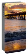 Juno Beach Pier Portable Battery Charger