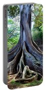 Jurassic Trees Portable Battery Charger