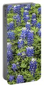 Just Bluebonnets Portable Battery Charger