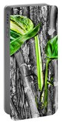 Just Green 2 By Diana Sainz Portable Battery Charger