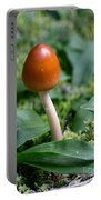 Just One Toadstool Portable Battery Charger
