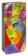 Justin Bieber 1 Portable Battery Charger