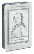 Justus Zachariae (1726-1777) Portable Battery Charger