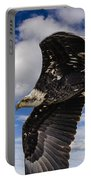Juvenile Bald Eagle Portable Battery Charger