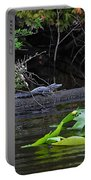Juvie Gator Portable Battery Charger