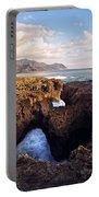 Ka'ena Point Natural Bridge Portable Battery Charger