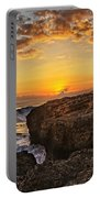 Kaena Point Sunset Portable Battery Charger