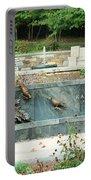 Kahlil Gibran Memorial Garden Portable Battery Charger