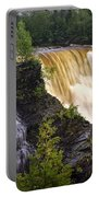 Kakabeka Falls On The Kaministiquia River Portable Battery Charger