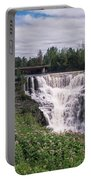 Kakabeka Falls Portable Battery Charger