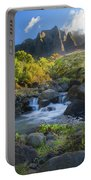 Kalalau Valley Stream Portable Battery Charger