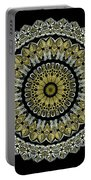 Kaleidoscope Ernst Haeckl Sea Life Series Steampunk Feel Portable Battery Charger