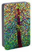 Kaleidoscope Portable Battery Charger