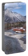 Kananaskis River Portable Battery Charger
