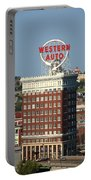 Kansas City - Western Auto Building 2 Portable Battery Charger