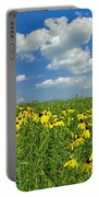 Kansas Prairie Portable Battery Charger